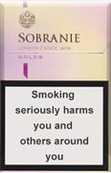 Sobranie cigarettes